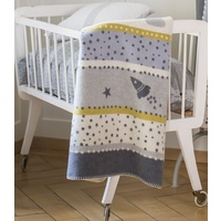 GREY ROCKET MILA BASSINET