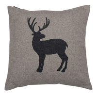 SMOKE STAG DECO CUSHION 50 X 50 CMS