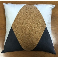 CORK ARGYLE CUSHION 45 X 45cm