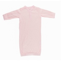 PINK SELF STRIPE SLEEP SACK