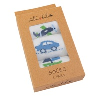 Transport Socks 3 Pack