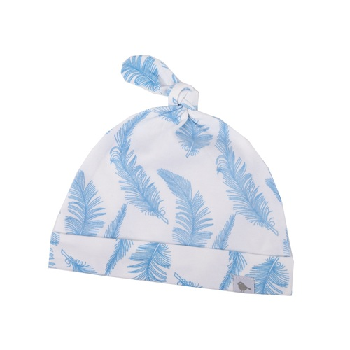 FEATHER ORGANIC COTTON HAT